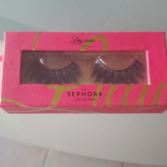 Lilly lashes for Sephora *MYKONOS style